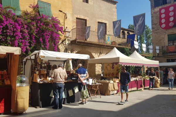 Medieval Fair of Peratallada - 26th edition
