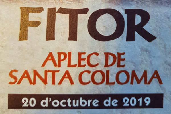 Gathering of Santa Coloma de Fitor 2018