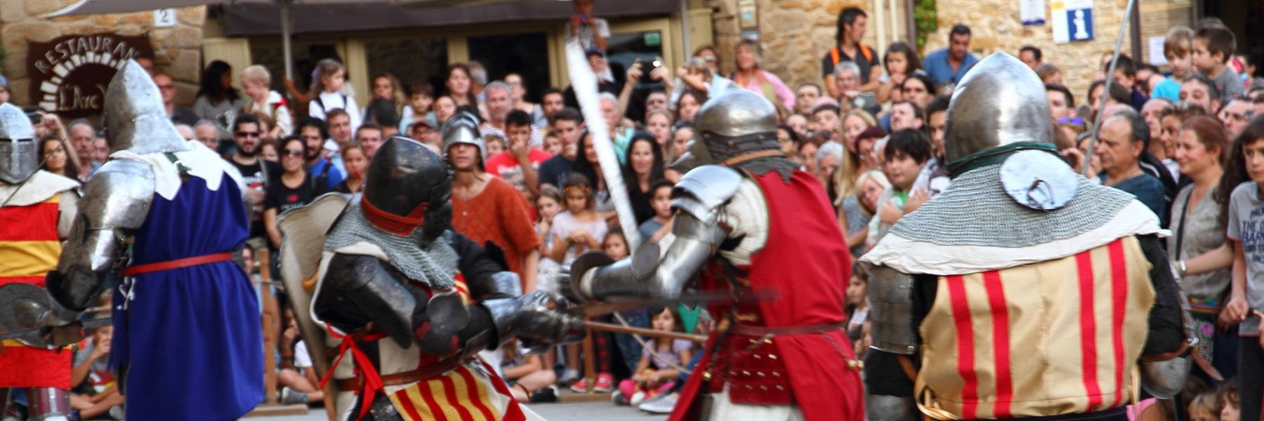 Medieval Fair of Peratallada